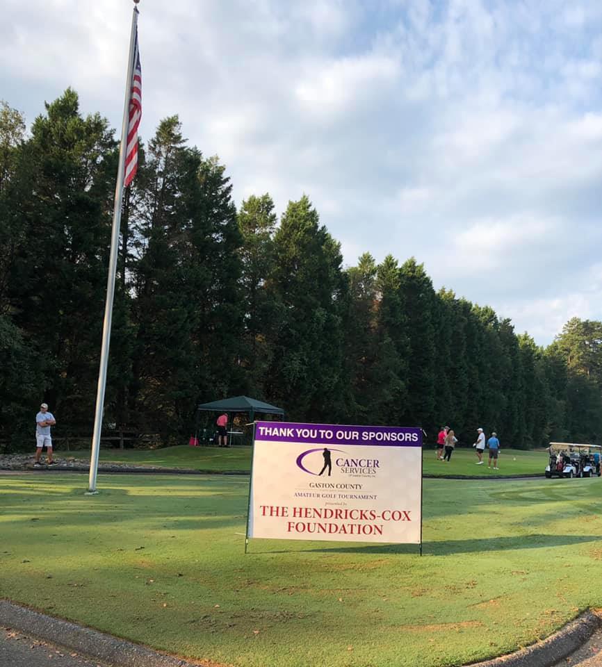 2019 Golf Tournament Sponsors