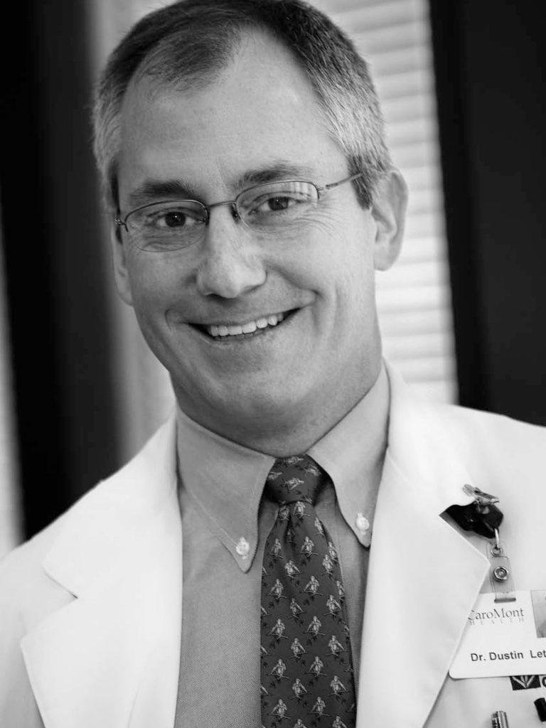 Dr. Dustin Letts