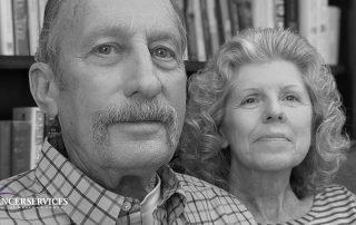 Larynx Cancer Survivor Jim Holland